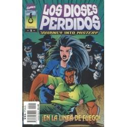 LOS DIOSES PERDIDOS Nº 5