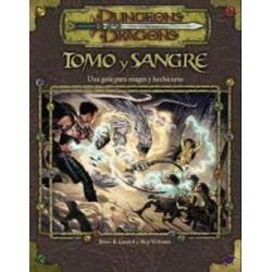 D&D: TOMO Y SANGRE