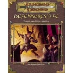 D&D: DEFENSORES DE LA FE