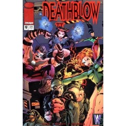DEATHBLOW II Nº 9