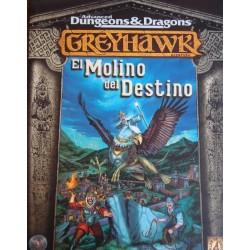 AD&D: EL MOLINO DEL DESTINO