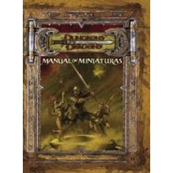 D&D: MANUAL DE MINIATURAS