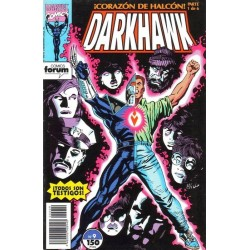 DARKHAWK Nº 9