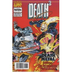 DEATH 3 Nº 2