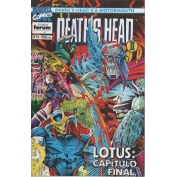 DEATH´S HEAD II & MOTORMOUTH Nº 12