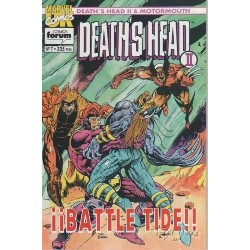 DEATH´S HEAD II & MOTORMOUTH Nº 7