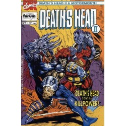 DEATH´S HEAD II & MOTORMOUTH Nº 5