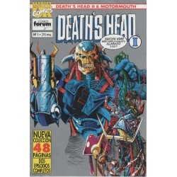 DEATH´S HEAD II & MOTORMOUTH Nº 1