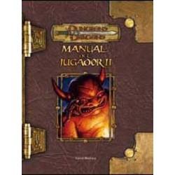 D&D: MANUAL DEL JUGADOR II