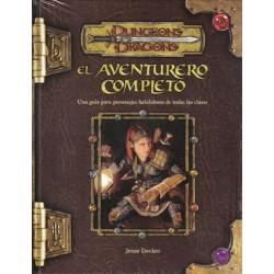 D&D: EL AVENTURERO COMPLETO