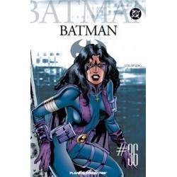 BATMAN COLECCIONABLE Nº 36 ATRAPADO
