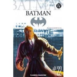 BATMAN COLECCIONABLE Nº 22 RESTOS MORTALES