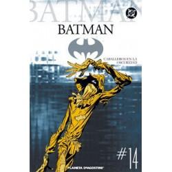 BATMAN COLECCIONABLE Nº 14 CABALLEROS EN LA OSCURIDAD