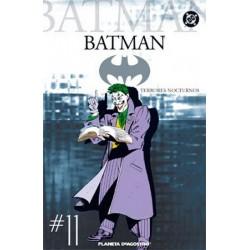 BATMAN COLECCIONABLE Nº 11 TERRORES NOCTURNOS