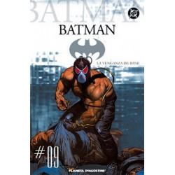 BATMAN COLECCIONABLE Nº 9 LA VENGANZA DE BANE