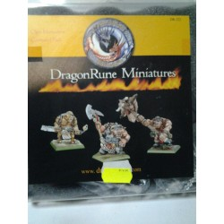 DRAGON RUNE OGROS: MARAUDERS COMMAND