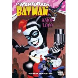 LAS AVENTURAS DE BATMAN Nº 4 AMOR LOCO