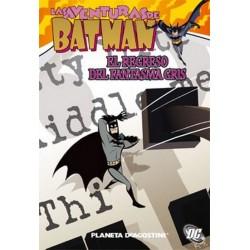 LAS AVENTURAS DE BATMAN Nº 3 EL REGRESO DEL FANTASMA GRIS