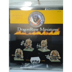 DRAGON RUNE OGROS: MARAUDERS