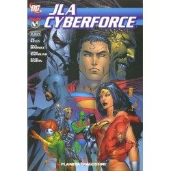 JLA / CYBERFORCE