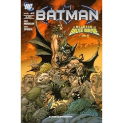 BATMAN VOL.2 Nº 43
