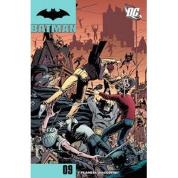 BATMAN VOL.1 Nº 9