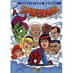 BIBLIOTECA MARVEL: SPIDERMAN Nº 46