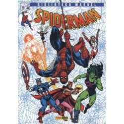 BIBLIOTECA MARVEL: SPIDERMAN Nº 41