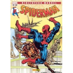 BIBLIOTECA MARVEL: SPIDERMAN Nº 34