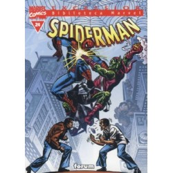 BIBLIOTECA MARVEL: SPIDERMAN Nº 24