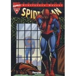 BIBLIOTECA MARVEL: SPIDERMAN Nº 14