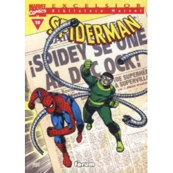 BIBLIOTECA MARVEL: SPIDERMAN Nº 10