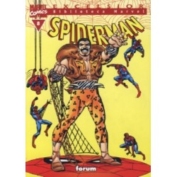 BIBLIOTECA MARVEL: SPIDERMAN Nº 8