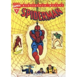 BIBLIOTECA MARVEL: SPIDERMAN Nº 4