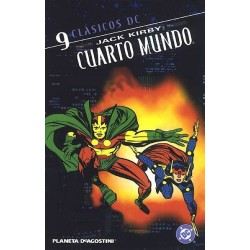 CUARTO MUNDO DE JACK KIRBY Nº 9