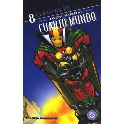 CUARTO MUNDO DE JACK KIRBY Nº 8