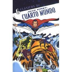 CUARTO MUNDO DE JACK KIRBY Nº 6