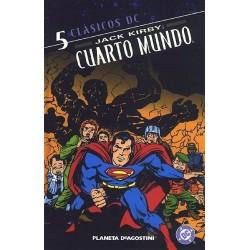 CUARTO MUNDO DE JACK KIRBY Nº 5