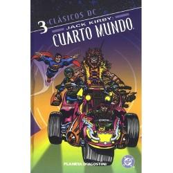 CUARTO MUNDO DE JACK KIRBY Nº 3