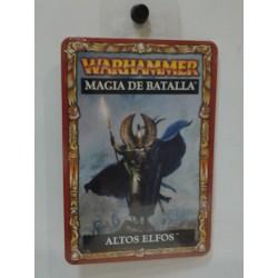 ALTOS ELFOS CARTAS MAGIA DE BATALLA