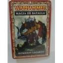 HOMBRES LAGARTO CARTAS MAGIA DE BATALLA