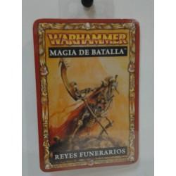 REYES FUNERARIOS CARTAS MAGIA DE BATALLA