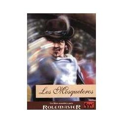 ROLEMASTER: LOS MOSQUETEROS