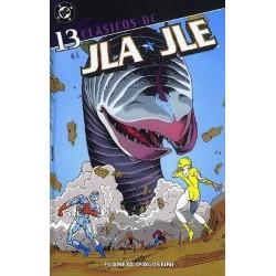 JLA / JLE Nº 13