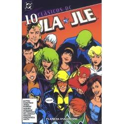JLA / JLE Nº 10