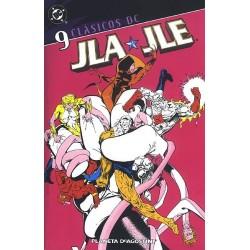JLA / JLE Nº 9