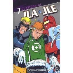 JLA / JLE Nº 7