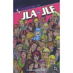 JLA / JLE Nº 5