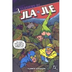 JLA / JLE Nº 3