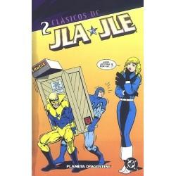 JLA / JLE Nº 2